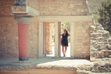 Knossos, Crete, 2013 [Photo by Dejan]