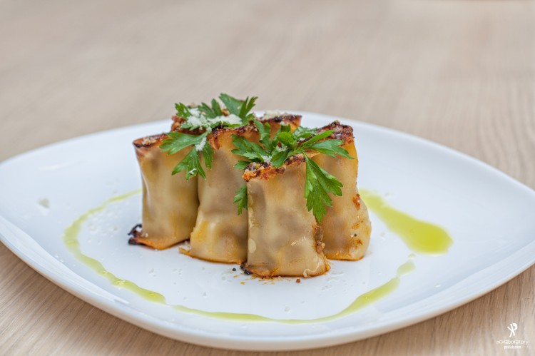 Cannelloni with a twist
