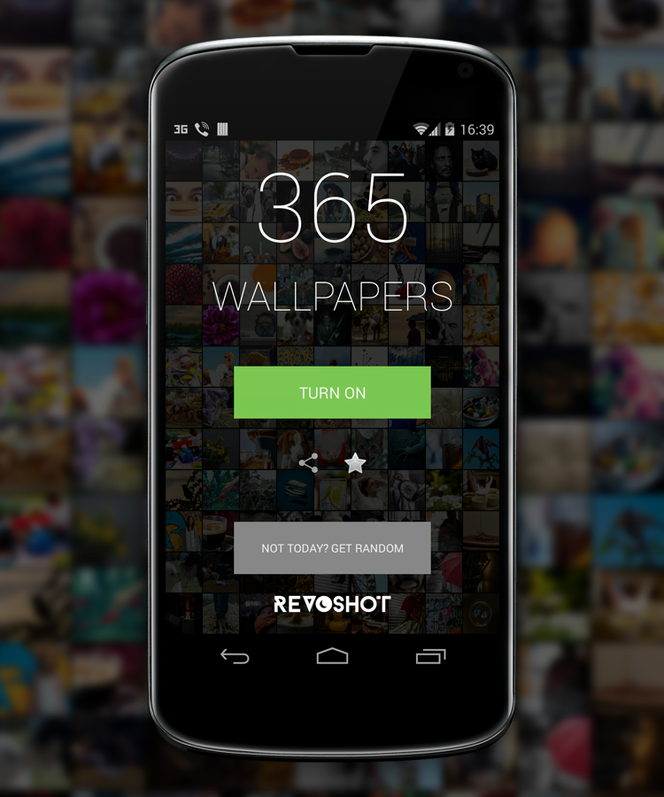 365 Wallpapers - Android app
